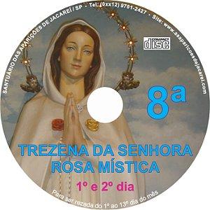 CDs COLETÂNEA - TREZENA 08