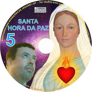 CD SANTA HORA DA PAZ 005