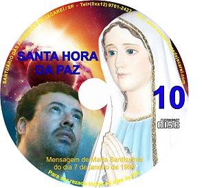 CD SANTA HORA DA PAZ 010