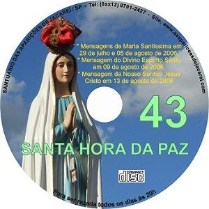 CD SANTA HORA DA PAZ 043