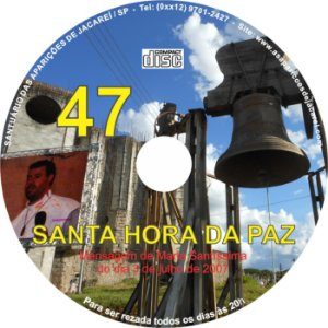 CD SANTA HORA DA PAZ 047