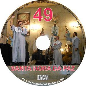 CD SANTA HORA DA PAZ 049