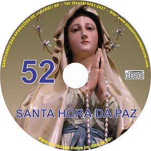 CD SANTA HORA DA PAZ 052