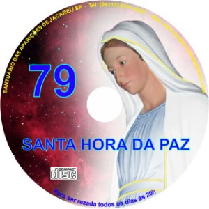 CD SANTA HORA DA PAZ 079