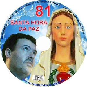CD SANTA HORA DA PAZ 081