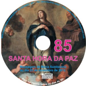 CD SANTA HORA DA PAZ 085