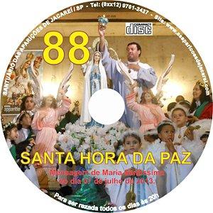 CD SANTA HORA DA PAZ 088