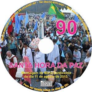 CD SANTA HORA DA PAZ 090