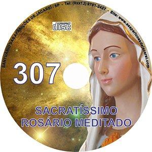 CD ROSÁRIO MEDITADO 307