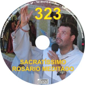 CD ROSÁRIO MEDITADO 323
