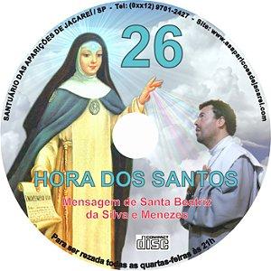 CD HORA DOS SANTOS 26