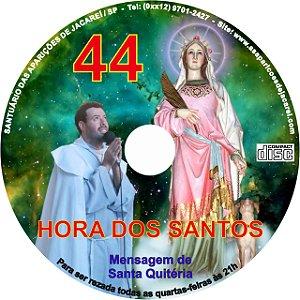 CD HORA DOS SANTOS 44