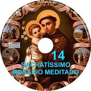 CD ROSÁRIO MEDITADO 014