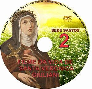 DVD SEDE SANTOS 02- VIDA DE SANTA VERÔNICA GIULIANI