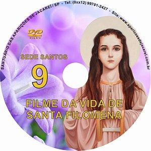 DVD SEDE SANTOS 09- VIDA DE SANTA FILOMENA