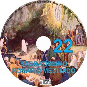 CD ROSÁRIO MEDITADO 022