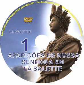 DVD- FILME AS APARIÇÕES DE LA SALETTE 1