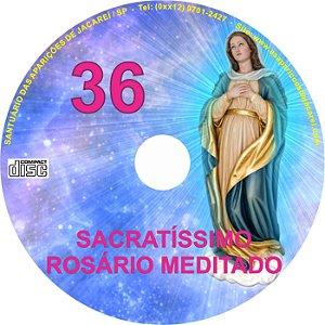 CD ROSÁRIO MEDITADO 036
