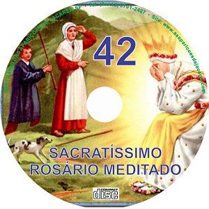 CD ROSÁRIO MEDITADO 042