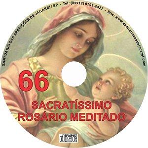 CD ROSÁRIO MEDITADO 066