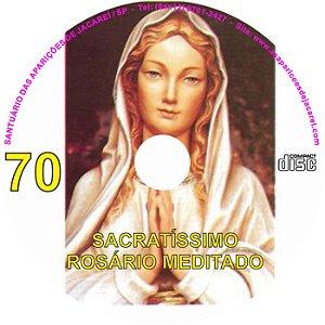CD ROSÁRIO MEDITADO 070