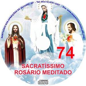 CD ROSÁRIO MEDITADO 074