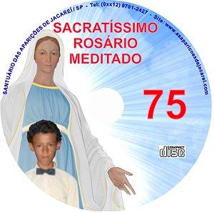 CD ROSÁRIO MEDITADO 075