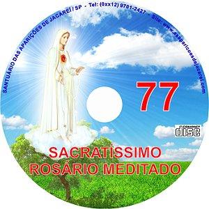 CD ROSÁRIO MEDITADO 077