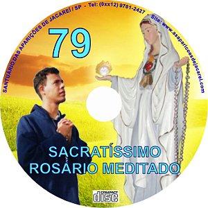 CD ROSÁRIO MEDITADO 079