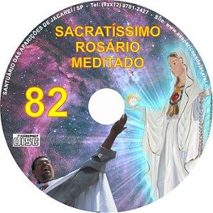 CD ROSÁRIO MEDITADO 082
