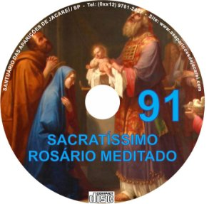 CD ROSÁRIO MEDITADO 091