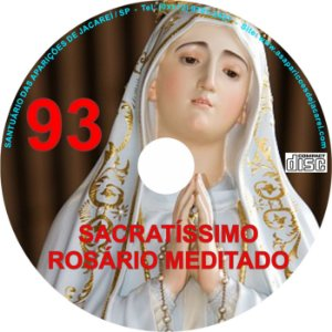 CD ROSÁRIO MEDITADO 093