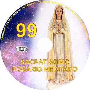 CD ROSÁRIO MEDITADO 099