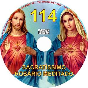 CD ROSÁRIO MEDITADO 114