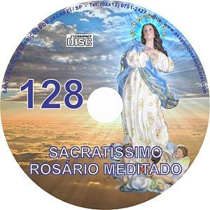 CD ROSÁRIO MEDITADO 128