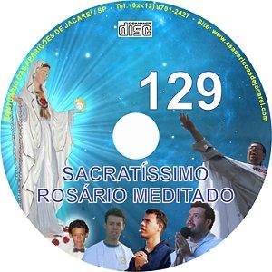 CD ROSÁRIO MEDITADO 129