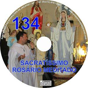 CD ROSÁRIO MEDITADO 134