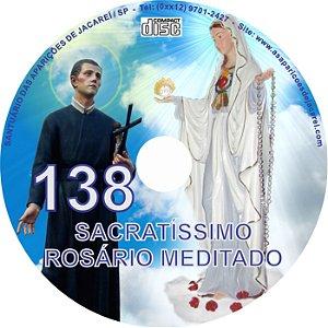CD ROSÁRIO MEDITADO 138