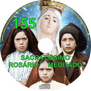 CD ROSÁRIO MEDITADO 155