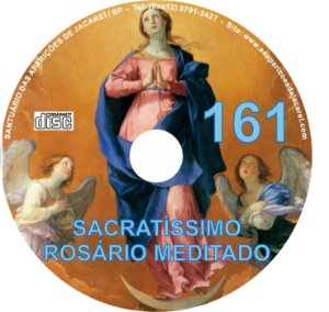 CD ROSÁRIO MEDITADO 161