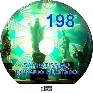 CD ROSÁRIO MEDITADO 198