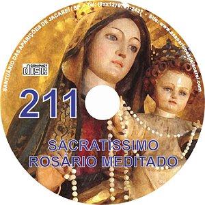 CD ROSÁRIO MEDITADO 211