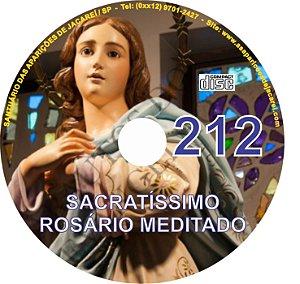 CD ROSÁRIO MEDITADO 212