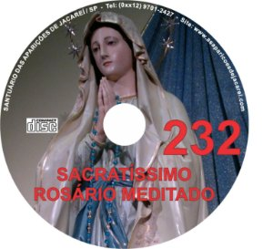 CD ROSÁRIO MEDITADO 232