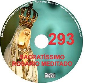CD ROSÁRIO MEDITADO 293