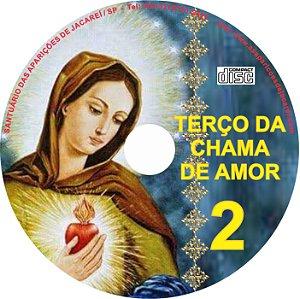 CD TERÇO DA CHAMA DE AMOR 02