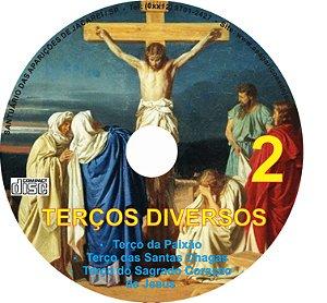 CD TERÇOS DIVERSOS 02
