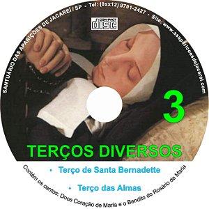 CD TERÇOS DIVERSOS 03