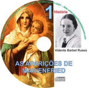 CD AS APARIÇÕES DE MARIENFRIED 01