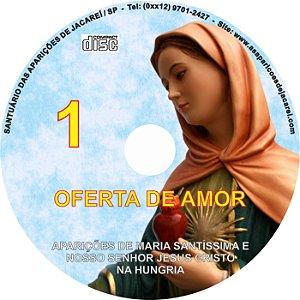 CD OFERTA DE AMOR 01
